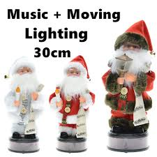 aliexpress buy 30cm new year ornaments electric