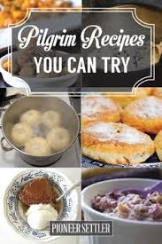 what did the pilgrims really eat diy recipe pilgrim and thanksgiving