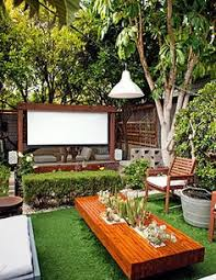 Backyard Outdoor Theater Sweet And Spicy Bacon Wrapped Chicken Tenders Movie Backyard