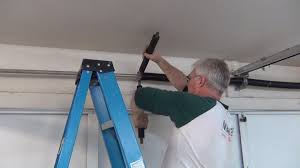 Overhead Door Weatherstripping by Garage Garage Door Springs Repair Home Garage Ideas