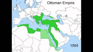 Map Of Europe 1500 by Rise And Fall Of The Ottoman Empire 1300 1923 Youtube