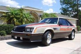 1979 ford mustang pace car 1979 ford mustang pace car 2 3l turbo original paint survivor
