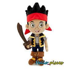 jake neverland pirates disney dolls ebay