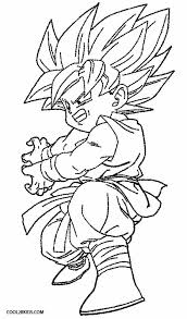 wonderful ideas kid goku coloring pages 6 kid goku coloring pages