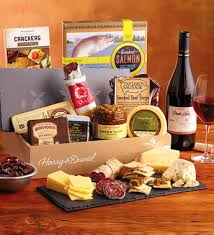 Meat And Cheese Gift Baskets Artisan Meat And Cheese Gift With Wine Things I Want Pinterest