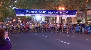 Portland Traffic Map by Expect Traffic Delays During Portland Marathon