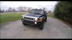 the most honest review hummer h3 suv 4x4 2006 youtube