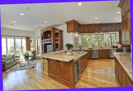 large kitchen dining room ideas kitchen open kitchen dining room living room with open concept
