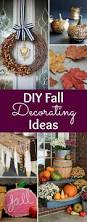 Fall Decorations For Outside The Home 1636 Best Fall Images On Pinterest Autumn Autumn Centerpieces