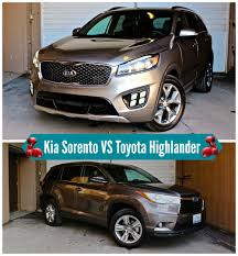 nissan murano vs kia sorento toyota highlander hybrid kia sorento limited review life is