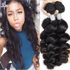 pics of loose wave hair modern show products 4 bundles peruvian loose wave 7a mink
