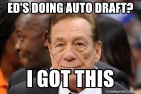 Sterling Meme - ed s doing auto draft i got this donald sterling meme generator