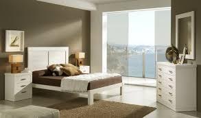 meuble blanc chambre chambre à coucher idées déco chambre coucher couleurs naturelles