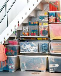 5 basement under stairs storage ideas for the home pinterest