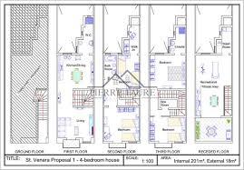 Maisonette Floor Plan Maisonettes For Sale In Hamrun Blata Il Bajda Guardamangia U0026 4