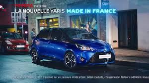 site officiel toyota pub nouvelle toyota yaris france 2017 youtube