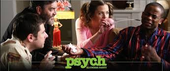 Psych Meme - psych slumber party movies