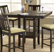 espresso counter height dining table with inspiration hd gallery