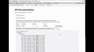 Zip Code Radius Map by Zipcode Api Youtube