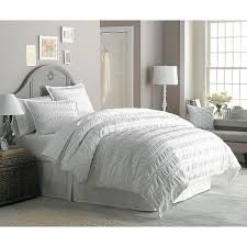 Gray White Duvet Cover 45 Best Seersucker Images On Pinterest Seersucker Bedroom Ideas