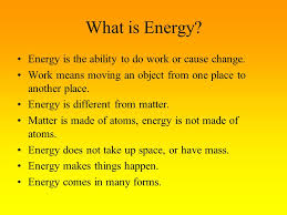 what is chagne made of ch 18 forms of energy vocabulary ppt video online download
