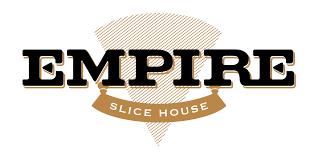 cazadores logo booze u2014 empire slice house