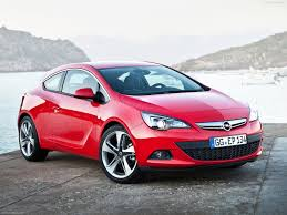 opel red opel astra gtc 2012 picture 4 of 115
