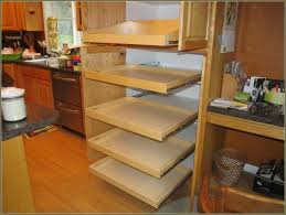 how to make a desk from kitchen cabinets pull out shelves for kitchen cabinets cabinet pantry storage how to