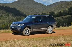 land rover voque 2013 range rover vogue se raised suspension