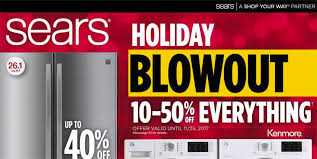 sears black friday 2017 ad hits w notable tool deals home goods