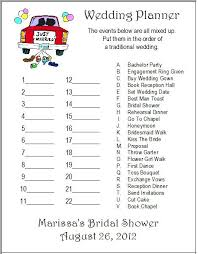 personalized wedding planner 43 best wedding shower images on wedding shower