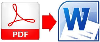 Convert Pdf To Word Converting Pdf Files To Word Document Files How To Technology