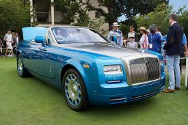 roll royce phantom drophead coupe rolls royce phantom drophead coupe waterspeed collection monterey