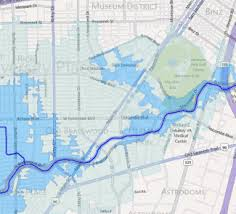 map houston harris county hcfcd releases flood education mapping tool houston tomorrow