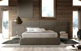 Upholstered Headboards And Bed Frames with Fascinating Queen Upholstered Headboard In Dark Gray With Tufting