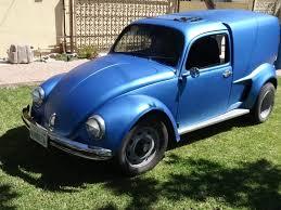 volkswagen vintage square body beetle