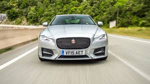 jaguar grill jaguar xf 2 0d r sport 4d 163ps manual review 2017 by car magazine