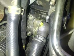 lexus v8 vvti overheating broken bolt on thermostat housing help please