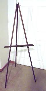 Easel Floor L Metal Floor Easel Stand Floor Easel Stand For Picture Frame Metal