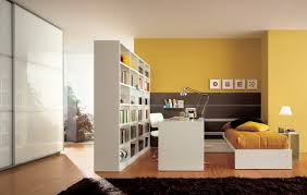 Modern Living Room Divider Interior Effective Permanent Room Dividers For Saving Your