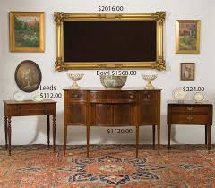 Oriental Secretary Desk by Hap Moore Antiques Auctions August 23 2008