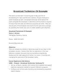 Sample Resume Objectives For Network Engineer by Resume Samples For Network Technician