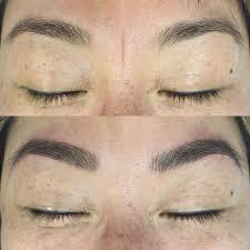 Hair Stroke Eyebrow Tattoo Nyc Monarch Blog U2014 Monarch Brow And Studio