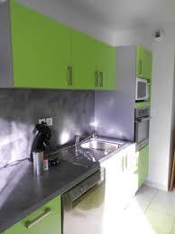 cuisine verte pomme chez nos clients cuisine scala vert pomme les cuisines d
