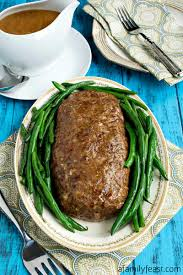 jack u0027s meatloaf with gravy a family feast