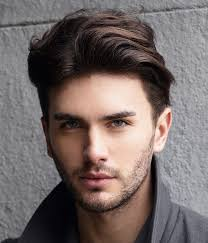 boys haircuts for thick wavy hair best thick hair hairstyles for men 2017