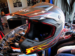 motocross helmet painting 01743 zox u201cmechanicalamity u201d air attack mx helmet east side re rides