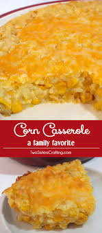 corn casserole for the holidays recipe corn casserole