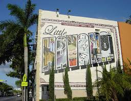 Little Havana Miami Map by A Brief History Of Little Havana Miami