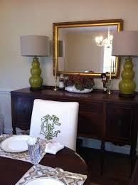 Lamps For Dining Room Buffet by 87 Best Buffets W Lamps Images On Pinterest Buffet Lamps For